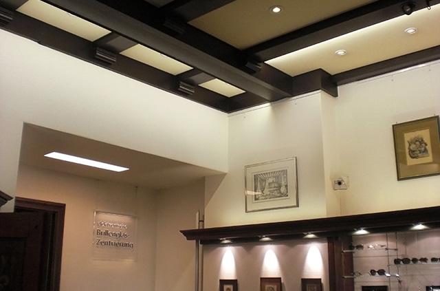 LED Ladenbeleuchtung